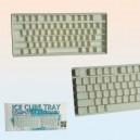 Cubitera teclado de ordenador