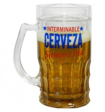 Jarra de cerveza interminable quiero regalarte tu for Jarras para cerveza