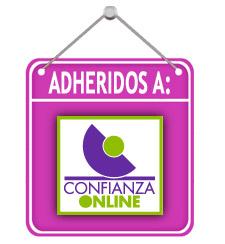 Quieroregalarte.com está adherido a Confianza Online