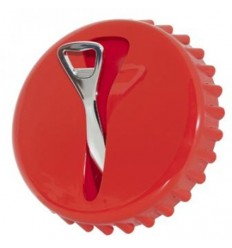 Colgador de pared Crown Cap Rojo