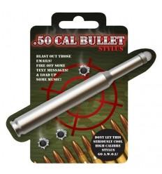 Puntero  para pantallas táctiles en forma de bala calibre 50