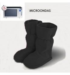 """Botas para microondas negras """"Snozie boots"""""""