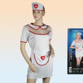 """Disfraz de enfermera """"sexy"""""""