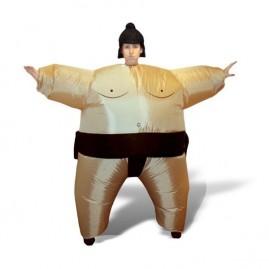 Disfraz de sumo