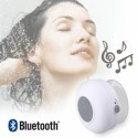 Altavoz ducha con bluetooth y manos libres