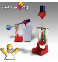 """Pájaro """"Homer"""""""