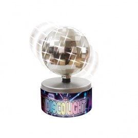"Mini bola con giro ""Disco"""