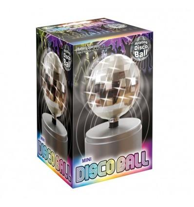 """Mini bola con giro """"Disco"""""""