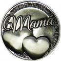 Moneda de la suerte Mamá.