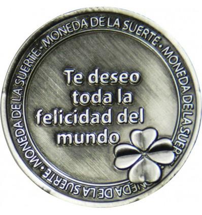 Moneda de la suerte
