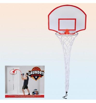 Canasta de baloncesto para ropa sucia