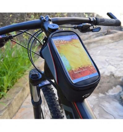 Bolsa portamóvil para bici