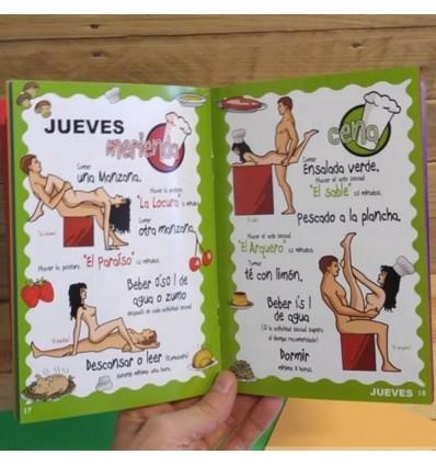 Libro de la dieta sexual