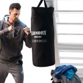 Saco de boxeo para la ropa sucia