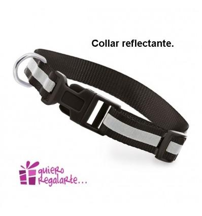 Collar reflectante