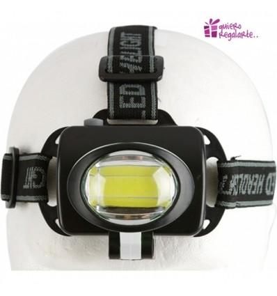 Linterna de cabeza de alta luminosidad