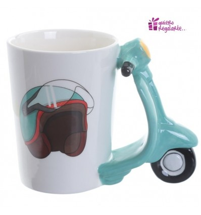 Taza Scooter
