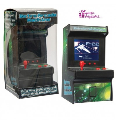 Mini consola Arcade