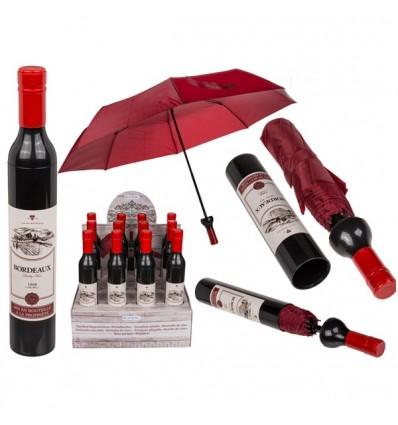 "Paraguas ""botella"""
