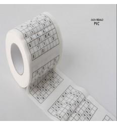 Papel higienico Sudoku