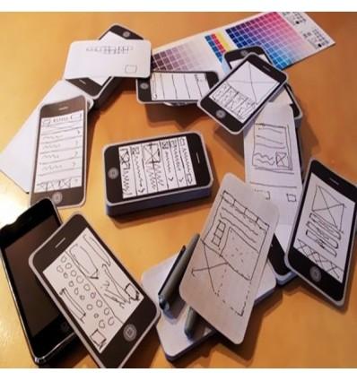 Bloc de notas Smartphone