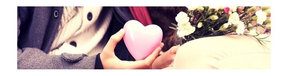 Enamorados en San Valentín